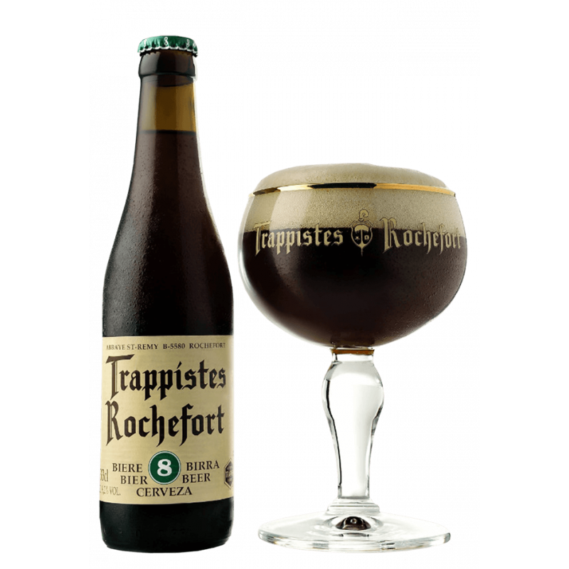 Rochefort 8 - Bierhuis.cz