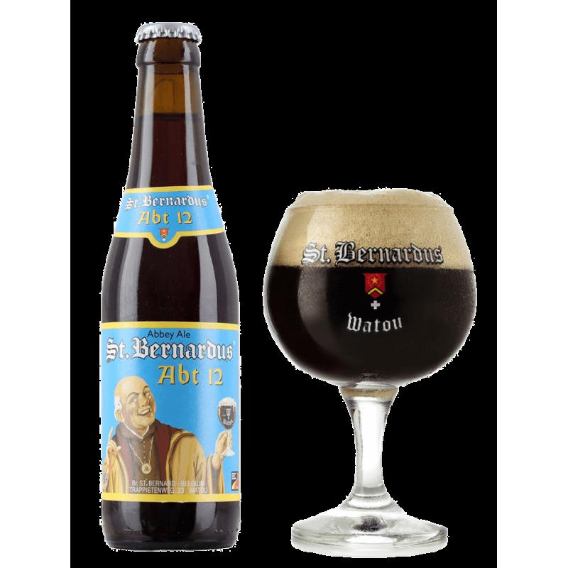 St. Bernardus Abt12 - Bierhuis.cz