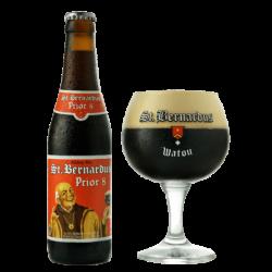 St. Bernardus Prior 8 - Bierhuis.cz