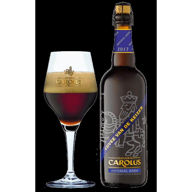 GC Cuvée van de Keizer Imperial Dark - Bierhuis.cz