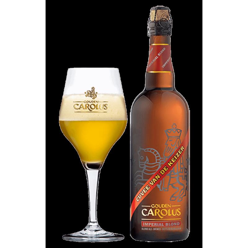 GC Cuvée van de Keizer Imperial Blond - Bierhuis.cz