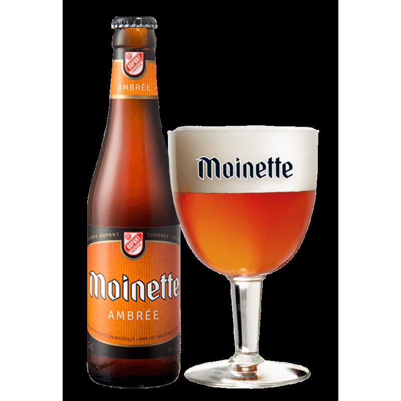 Moinette Ambrée - Bierhuis.cz