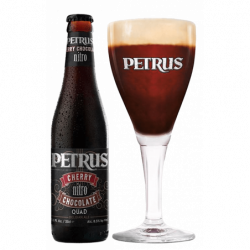 Petrus Nitro Chocolate Cherry Quad - Bierhuis.cz