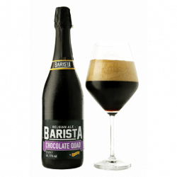 Kasteel Barista Choco Quad - Bierhuis.cz