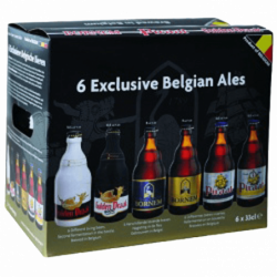 Exclusive Belgian Ales - Bierhuis.cz