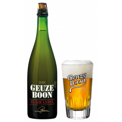 Oude Geuze Boon Black Label