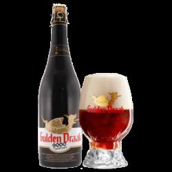 Gulden Draak 9000 Quadrupel 750ml - Bierhuis.cz