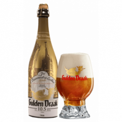 Gulden Draak Brewmasters Edition - Whiskey Barrels - Bierhuis.cz