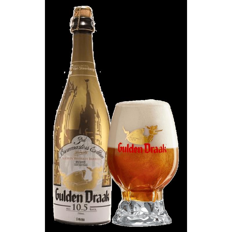 Gulden Draak Brewmasters Edition - Whiskey Barrels - Bierhuis.cz