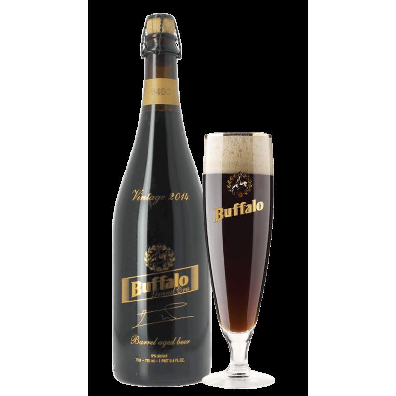 Buffalo Grand Cru - Barrel Aged Beer - Bierhuis.cz