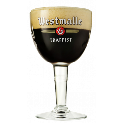 Westmalle sklenice