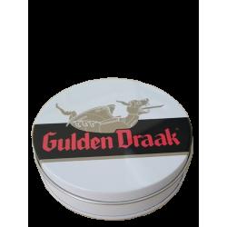 Gulden Draak plechové podtácky