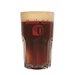 Monk's Café sklenice
