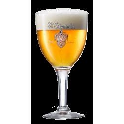 St. Idesbald sklenice