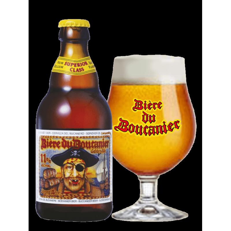Boucanier Gold - Bierhuis.cz