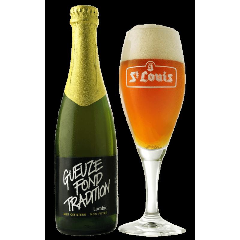 St. Louis Gueuze Fond Tradition - Bierhuis.cz