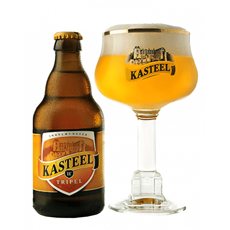 Kasteel Tripel - Bierhuis.cz