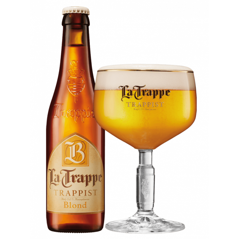 La Trape Blond - Bierhuis.cz