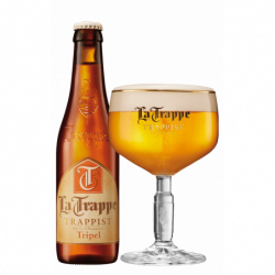 La Trappe Tripel - Bierhuis.cz