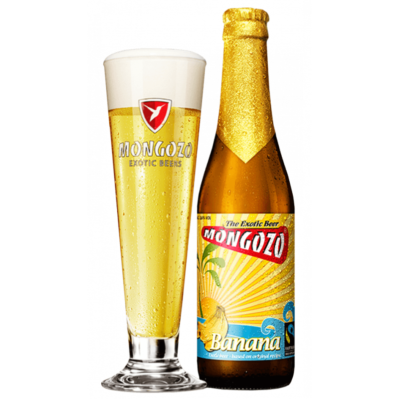 Mongozo Banana - Bierhuis.cz