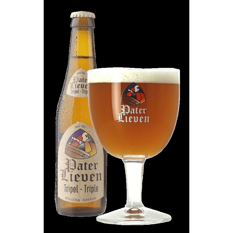 Pater Lieven Tripel - Bierhuis.cz