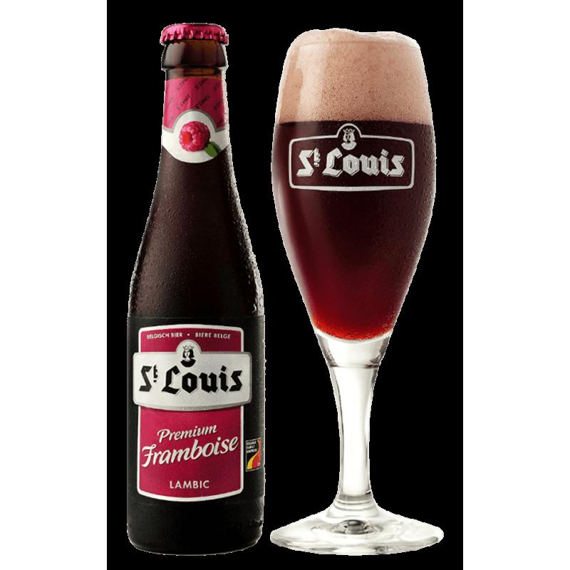 St. Louis Premium Framboise - Bierhuis.cz