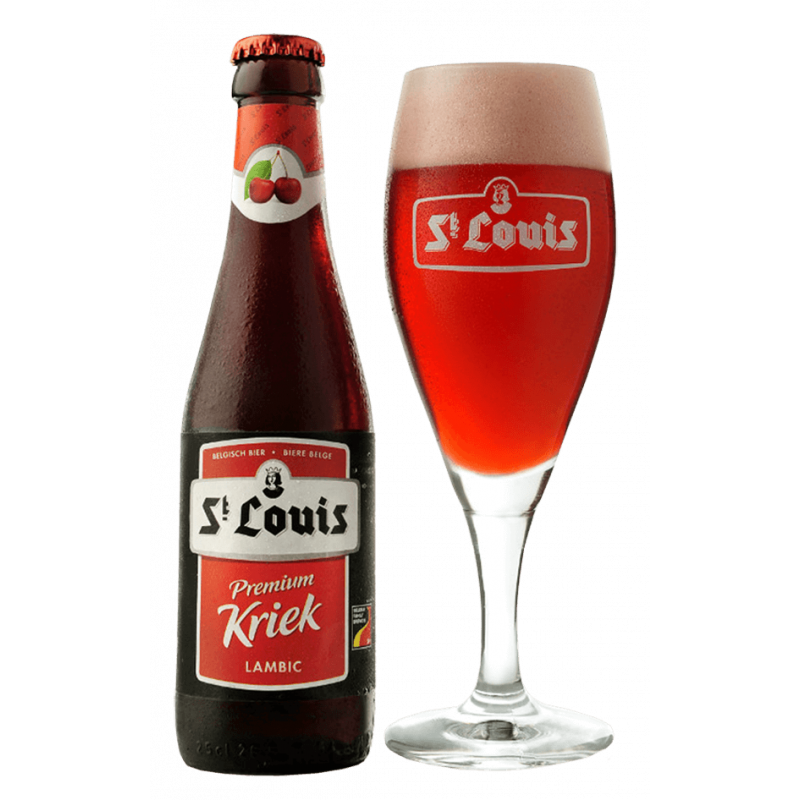 St. Louis Premium Kriek - Bierhuis.cz